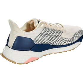adidas Solar Boost 19 Sko Damer, chalk white/tech indigo/glory pink